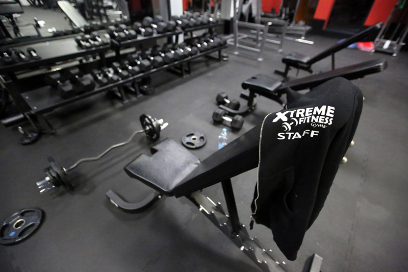 xtreme fitness nowy targ